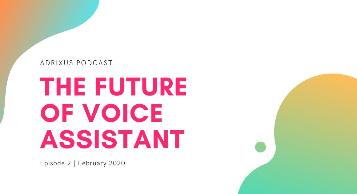 Adrixus Podcast Voice Assistant