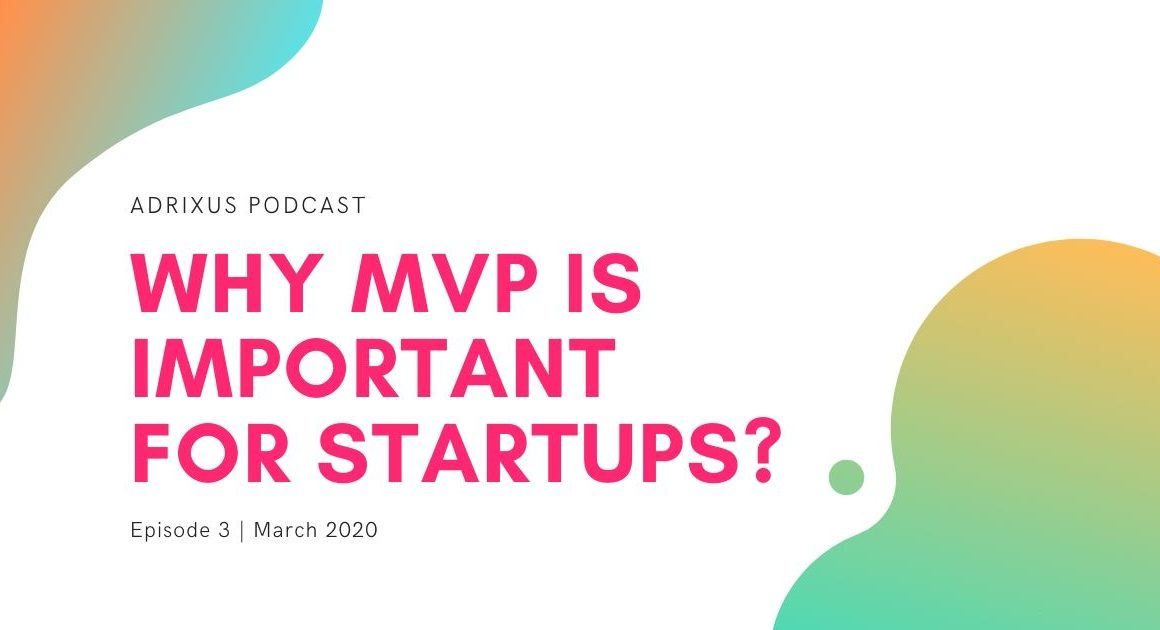 Podcast episode for startup MVP