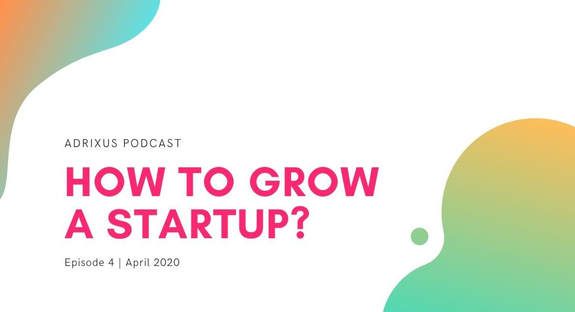 growing startup podcast