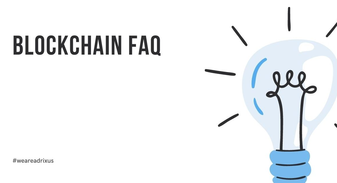 Blockchain development agency FAQs