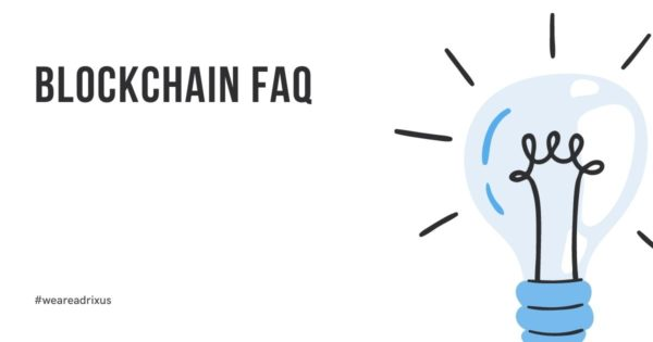 Blockchain Agency | Frequently Asked Questions